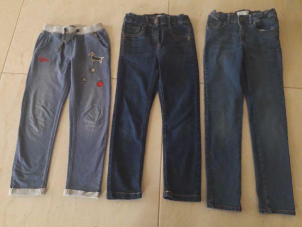 Jeansy, rurki, treginsy, dresy, Zara, FF, 5 10 15