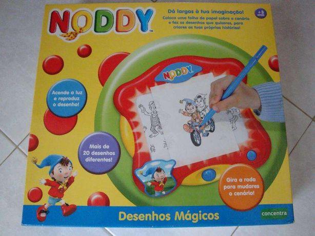 Noddy desenhos mágicos
