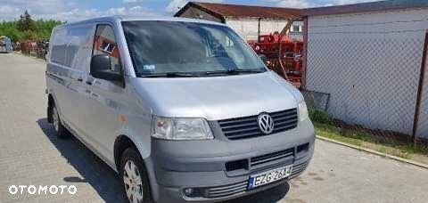 Volkswagen Transporter T5 2,5 TDI wersja LONG  LONG wersja, salon Polska, pierwszy właściciel
