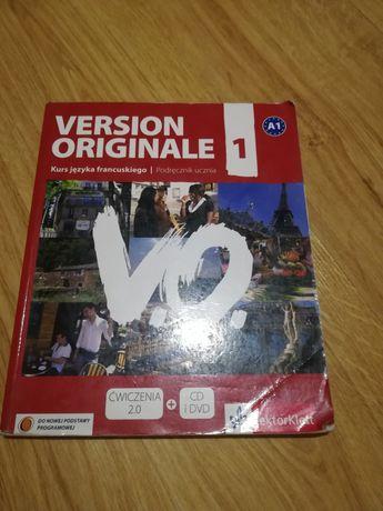 Podręcznik do języka francuskiego Version Originale 1