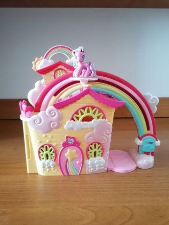 Tęczowy domek My Little Pony