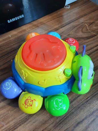 Интерактивная игрушка Жук