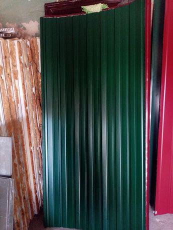Профлис зелёный 2м*0.93-50. 100шт. Доставка