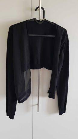 Czarny sweterek Intimissimi rozmiar M