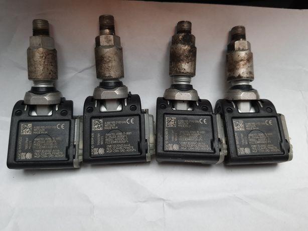Czujniki ciśnienia Mercedes w213