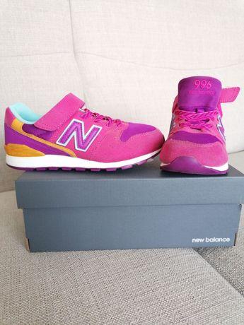 Buty New Balance dla dziewczynki rozmiar 33