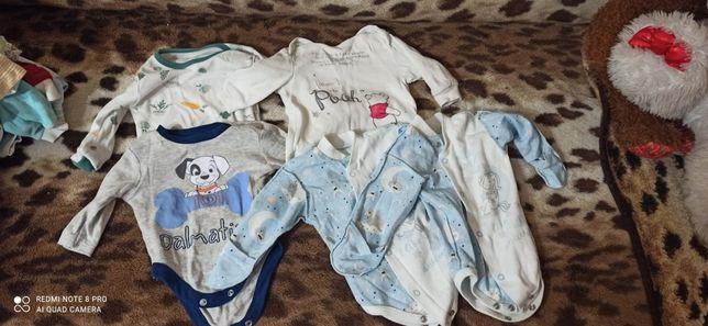 Продам пакет вещей для новорожденного