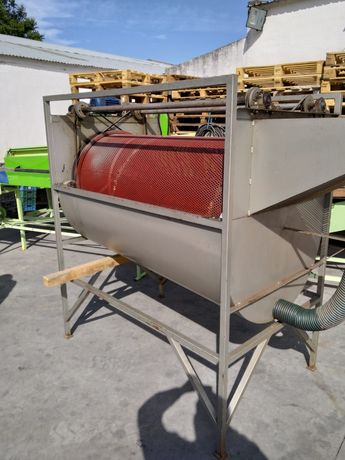 Máquina de lavar batatas ou nabos