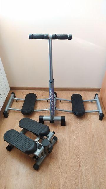 Maszyny do ćwiczenia nóg Leg Magic, Stepper