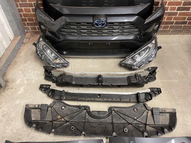 Разборка / Запчасти Toyota RAV4 hybrid 2018-2021 гибрид Европа