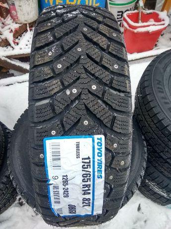 Зимние шины 175/65 R14 Toyo Ice-Freezer ШИП - 2020, РАССРОЧКА 0