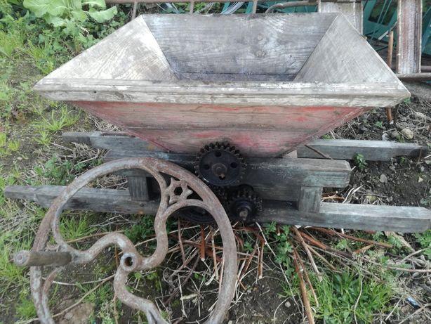 Esmagador de uvas