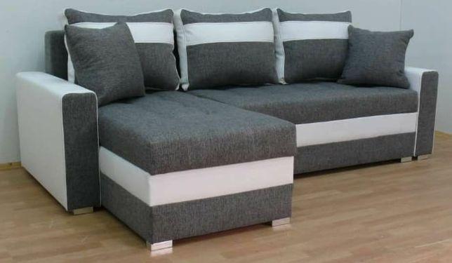 Nowy narożnik funkcja spania rogówka sofa kanapa tapczan producent