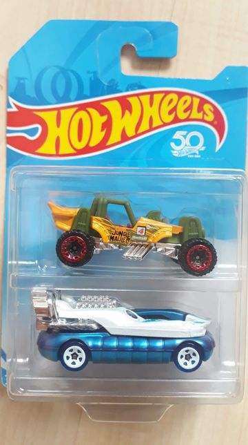 Nowe Hot Wheels 2pack