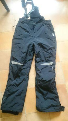 Spodnie narciarskie rozmiar 146