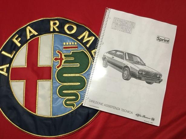Manual técnico Alfa Romeo Sprint