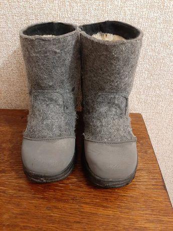 Батинки для девочек