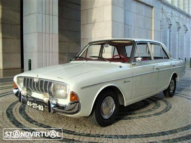 Ford Taunus 20M V6 (P5)