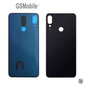 Tampa Traseira Bateria Xiaomi Redmi Note 7 Preto Azul Roxa
