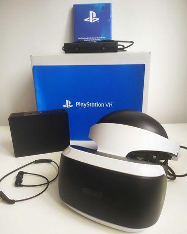 Gogle Sony  VR PS4 Kamera V2 Playstation
