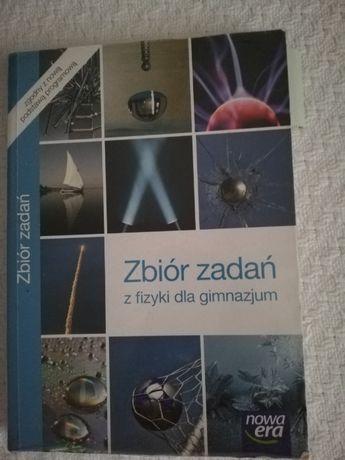 Zbiór zadań z fizyki dla gimnazjum