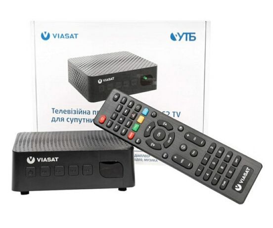 Цифровий тюнер Romsat S2 VIASAT TV