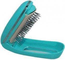 Щітка магнітна, вібрація нова массажн. Щетка для волос и кожи(Франция)