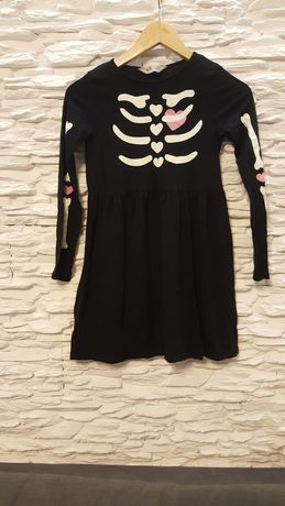 Sukienka na Halloween