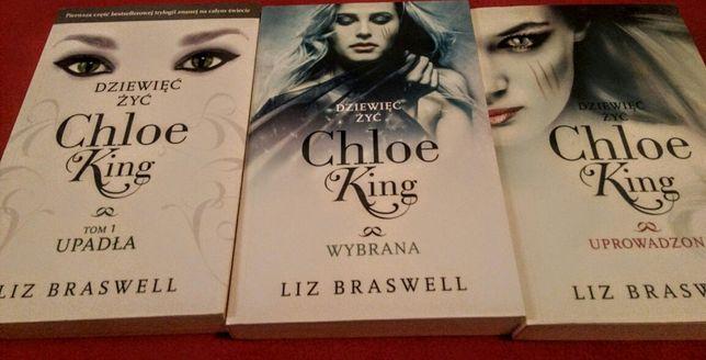 Lis Braswell Dziewięć żyć Chloe Trylogia fantasy
