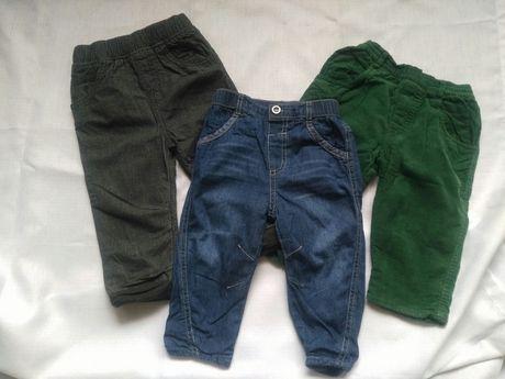 Spodnie rozmiar 74/80