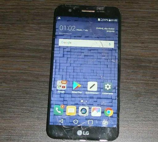 LG K10 2017 Dual M250 Wyświetlacz LCD + Dotyk