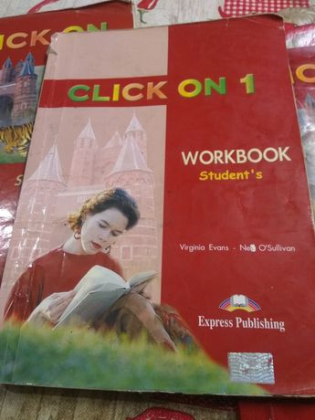 Click on. Workbook. Student's Book.