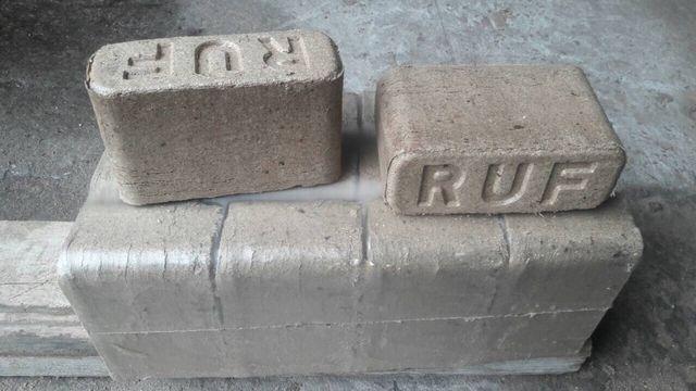 Брикеты RUF 2100 грн/т.