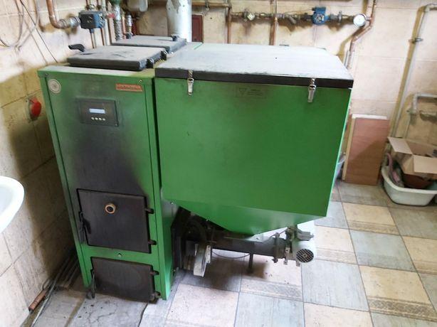 Części do pieca kotła Kostrzewa Pellets Plus 25 KW  + boiler