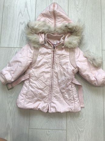 Курточка для девочки Laura Biagiotti (12 мес)