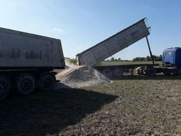 Wapno nawozowe rolnicze