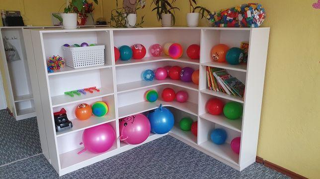 Стелаж детский, шкаф, полка, тумба, мебель в детский сад