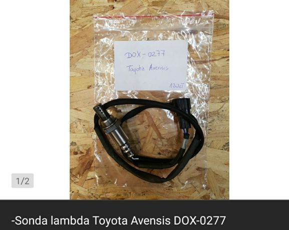 Sonda lambda nowa toyota Avensis 2.0