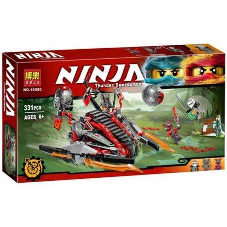 """Конструктор Ниндзяго Ninjago """"Алый захватчик"""" 331 дет, лего"""