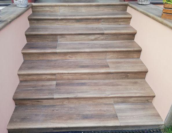 Stopnice Mattina Marrone 120,2 cm x 32 cm