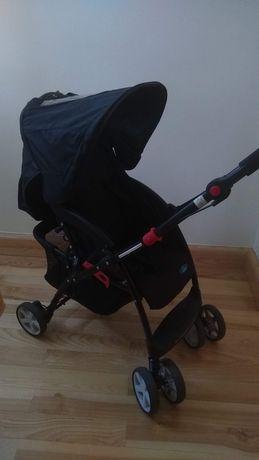 Wózek spacerowy z przekładaną rączką BabyStart Reversible