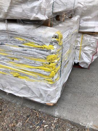 Worki Big Bag Używane 90/90/180cm z Wkładem Foliowym