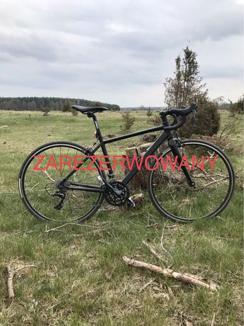 Rower szosowy, damski, endurance, Triban, Road Plus, Xs, 150-165