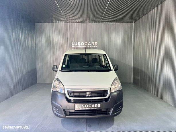 Peugeot Partner 3 LUG. LONGA