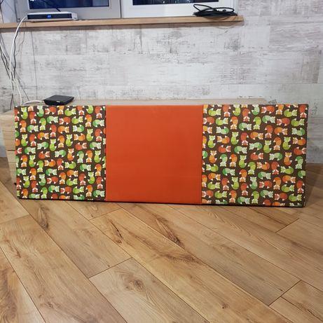 Panele tapicerowane 50 x 50 3 sztuki