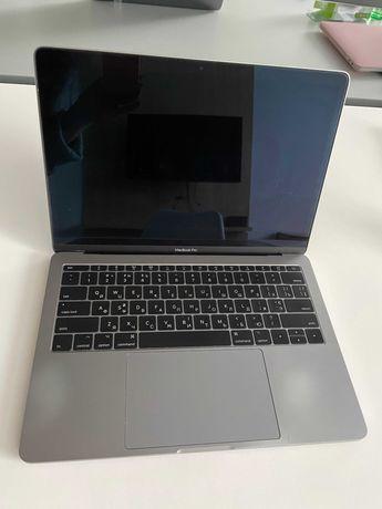"Apple MacBook Pro 13,3"" 8gb/256gb 2017г Space Grey идеальном состоянии"