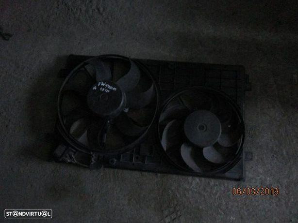 Ventilador 1K0121207T VW / PASSAT / 2007 / 1.9TDI /