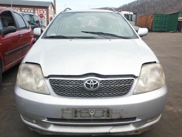 Toyota Corolla E12 2,0 maska, części FV transport/dostawa