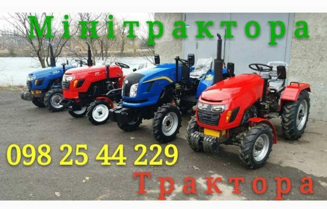 Трактор T244. 3х цил. 24к.с.