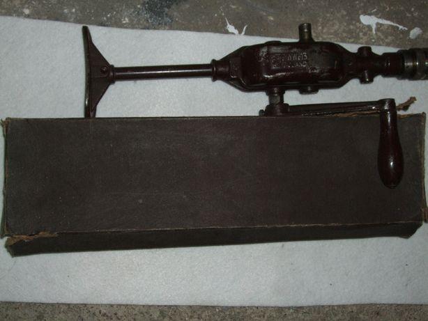wiertarka reczna do drewna i metalu